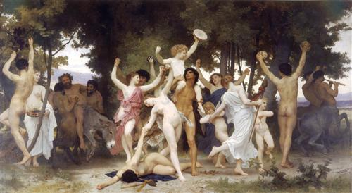 Youth of Bacchus